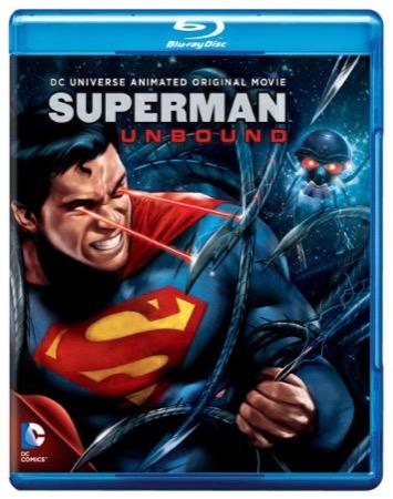 Superman: Unbound cover