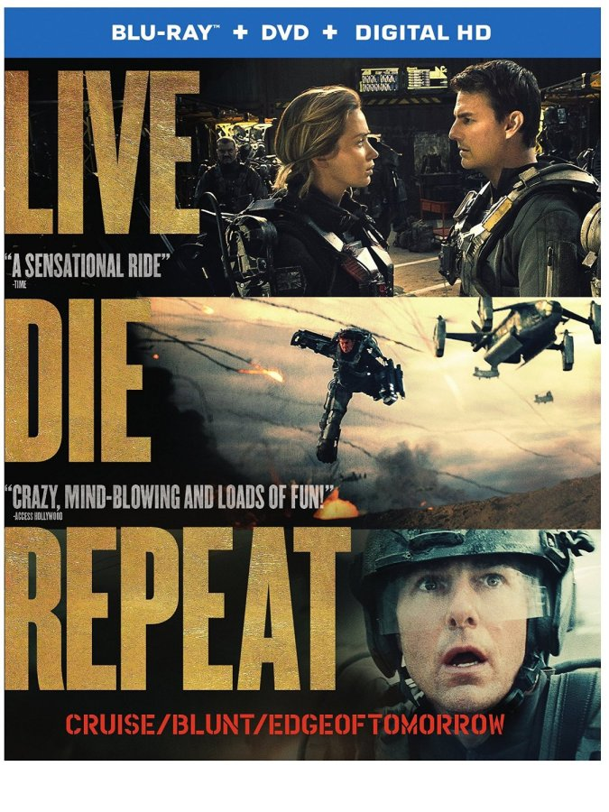 Edge of Tomorrow cover