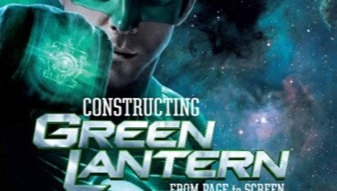 Constructing Green Lantern: From Page to Screen