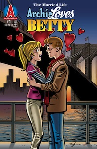Archie Loves Betty