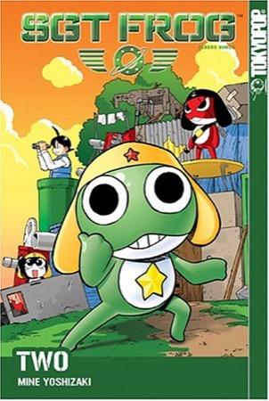 Sgt. Frog volume 2
