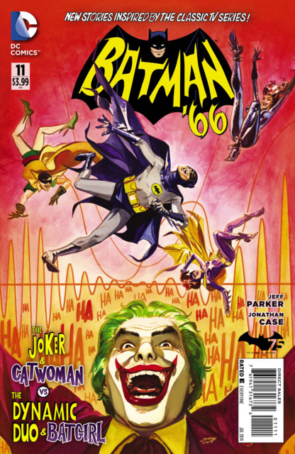 Batman 66 #11