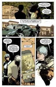 The Death-Defying Dr. Mirage #1 page 7