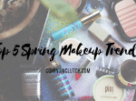 Spring Gleaming | Top 5 Spring Makeup Trends