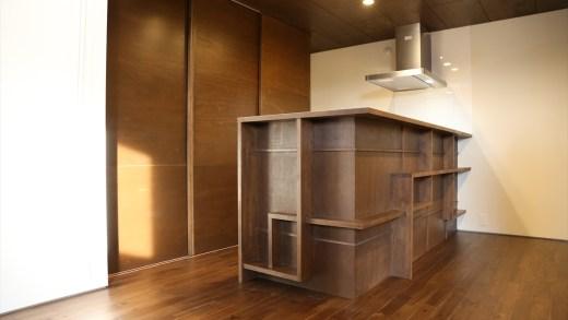 ザウスの完成見学会46 -明石のカフェ併用ガレージハウス 5/6-