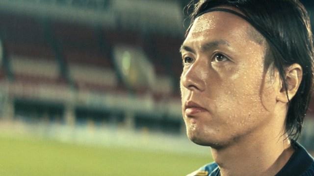 日本サッカーを応援し続けてきたKIRINだから出来る、遠藤保仁の感動を呼ぶCM。