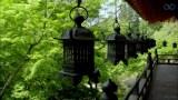 奈良、談山神社の新緑がうるわしいJR東海のCM
