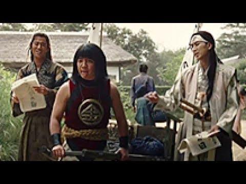 三太郎が巡業にでる!?auのCM「巡業」篇