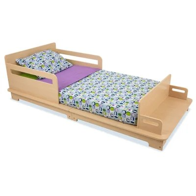 Buy Low Price KidKraft Modern Toddler Bed KK1285