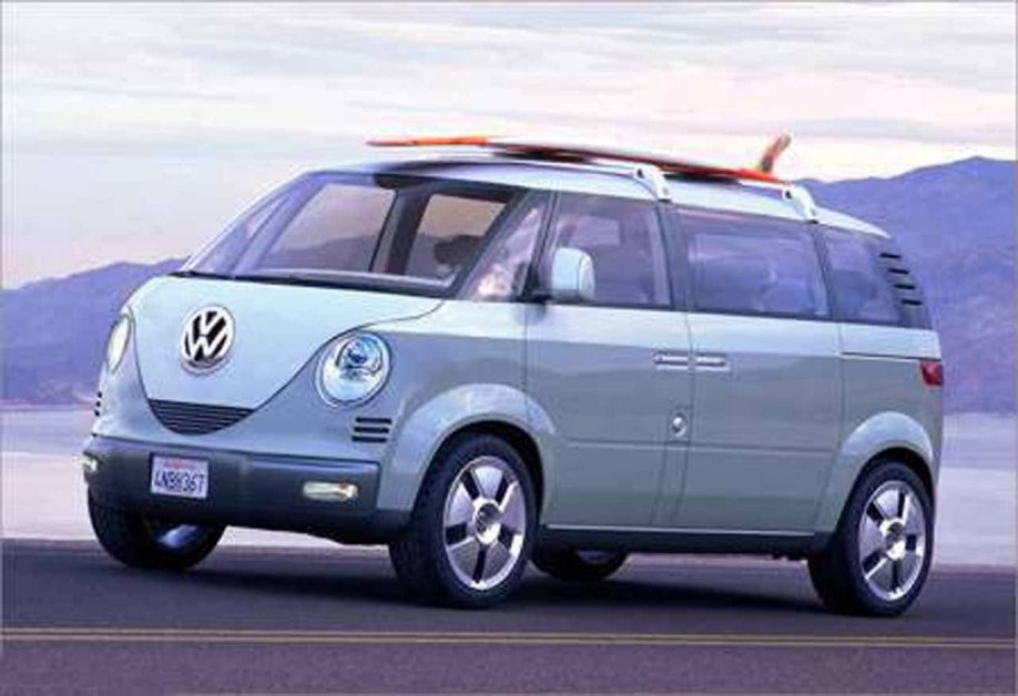 2014 Microbus Front