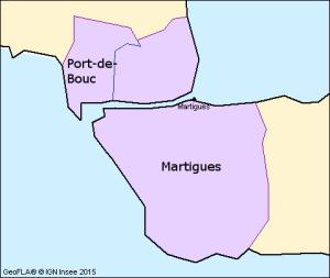 Canton Martigues