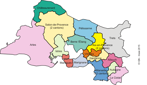carte cantons