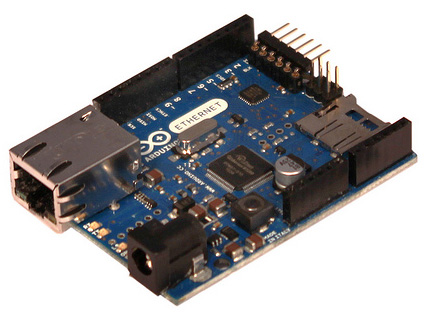 Arduino Ethernet + ThingSpeak