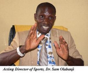 Dr. Olabanji