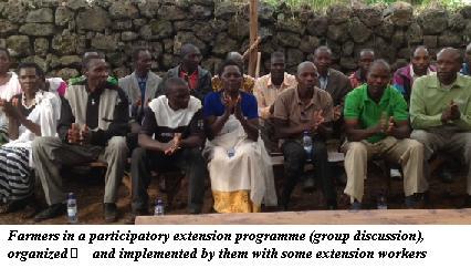 Engage in Participatory Research - Professor Apantaku