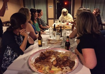 Ethnic Dining, Global Cuisine