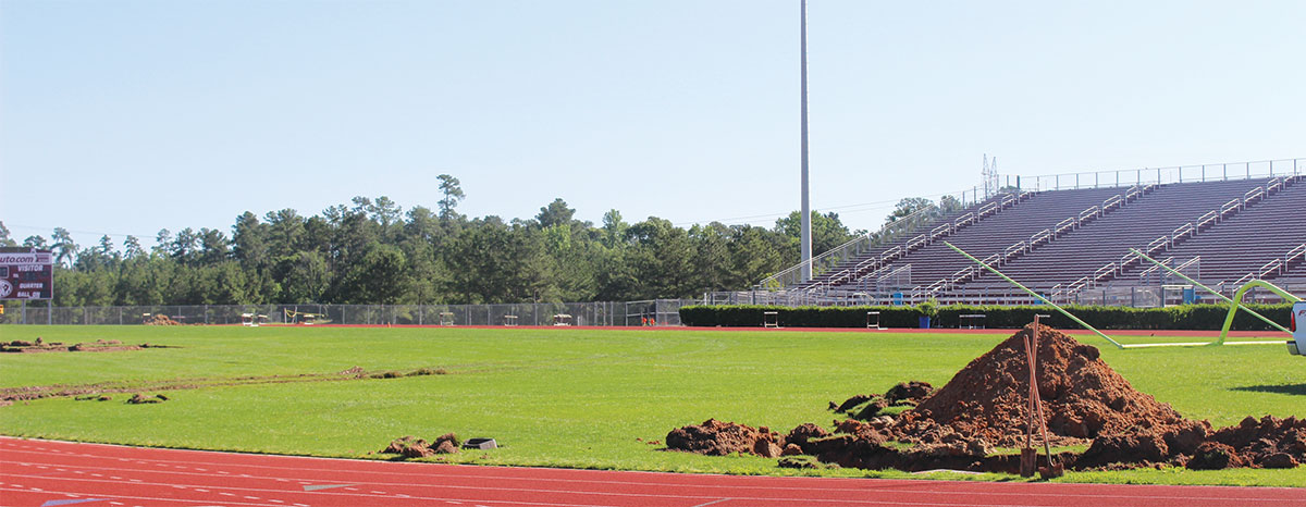 Magnolia ISD, city of Tomball make investments in youth sports
