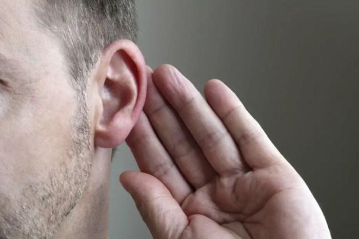 Una de las enfermedades mitocondriales es la perdida de audicion