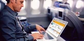 servicio de internet a bordo