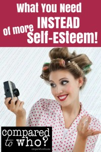 What You Need Christ-Esteem Instead of More Self-Esteem