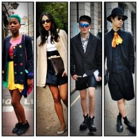 Street Style London Collections men!