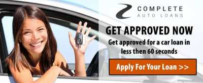 Approved Bad Credit Auto Loans With No Credit Check (60 Seconds)