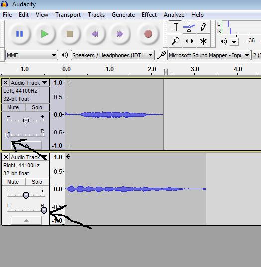 Right ear dull monotone sound, robotic voices 3
