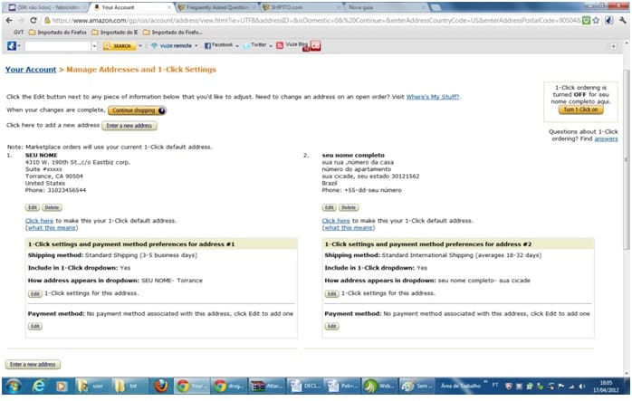amazon Tutorial como comprar no Amazon