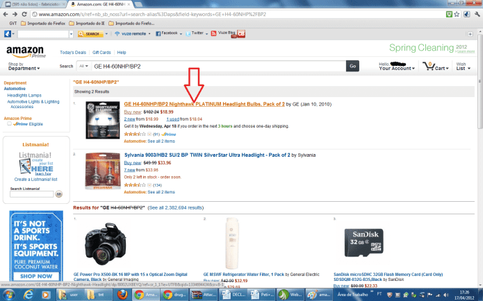amazon3 1024x640 Tutorial como comprar no Amazon