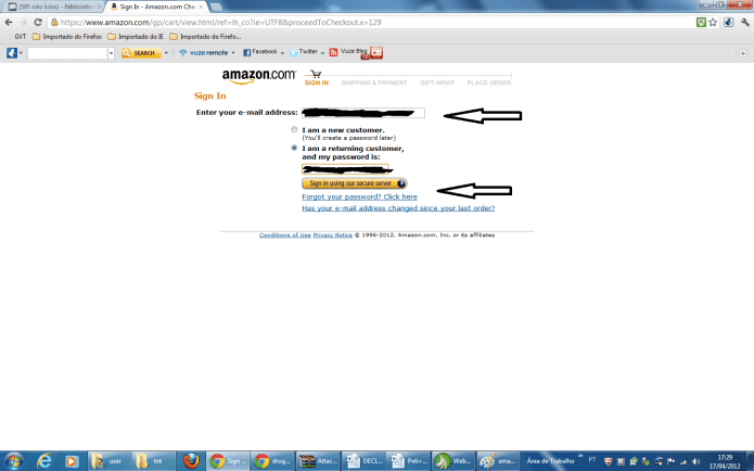 amazon7 1024x640 Tutorial como comprar no Amazon