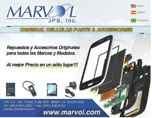 Mayorista de partes para celulares, accesorios