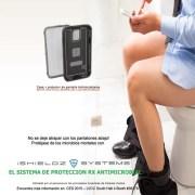 distribuidor de protectors para celulares, estuche