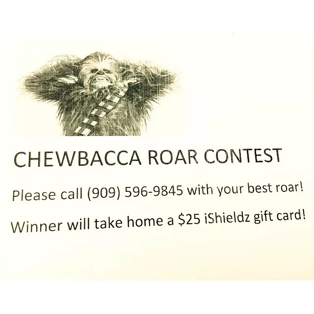 Give us your best roar for your chance to win!!! $25 gift card just for you!! Make sure to repost this with hashtag