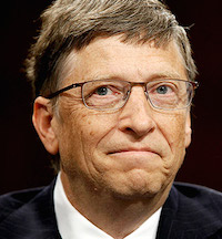 "Bill Gates worth $90 Billion (yes, that's with a ""B"")"