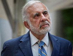 Carl Icahn Dumps Apple Stock as Shares Continue to Fall