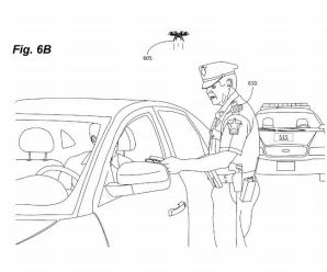 Amazon wins patent for voice controlled, pocket sized Drones