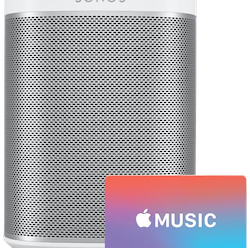 The Apple Store now selling Sonos Speakers