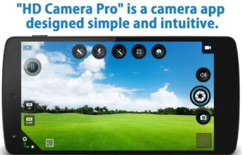 HD Camera Pro Download Free for Android from Google Play