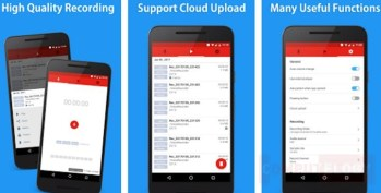 Download Free Voice Recorder Pro from Google Play