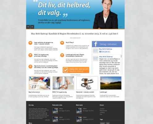 web design may-britt kattrup