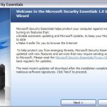 MSE install 1 150x150 Microsoft Security Essentials