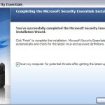 MSE install 7 150x150 Microsoft Security Essentials