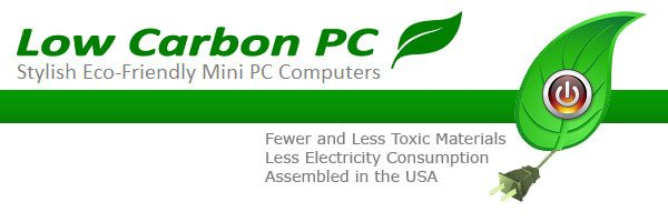 Low Carbon PC WIND Mini Computer Review