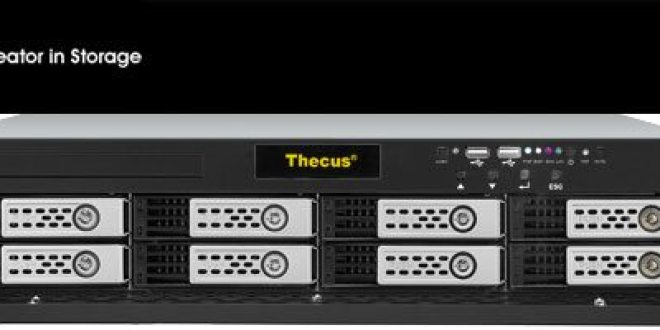 Thecus 2nd Generation Intel® Core™ i3-Based N8900