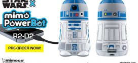 Mimoco® Announces Star Wars X MimoPowerBot™ Battery Chargers