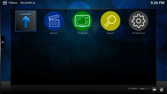 xbmc2014 06 580x326 Best XBMC Add ons for 2014