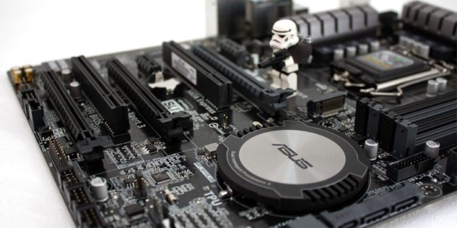 ASUS Z97-AR Motherboard Review