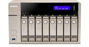 QNAP TVS-863+ NAS Review