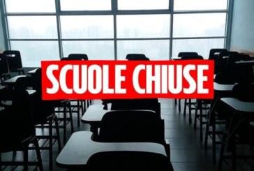 Ordinanza di chiusura scuola dell'Infanzia