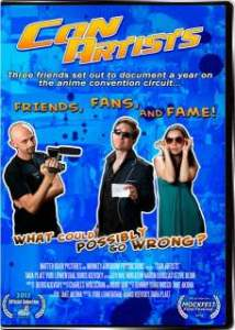 Con Artists DVD Cover